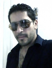Ahmed 35 y.o. from Egypt