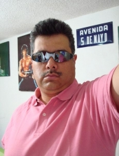 Sergio Adrian 50 y.o. from Mexico
