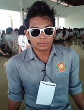 Aamin  Dada/ GOlf 28 y.o. from Thailand
