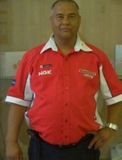 Raa-ies 57 y.o. from South Africa
